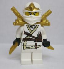 Zane ZX Ninjago Swords White Ninja 30086 LEGO Minifigure Figure mini