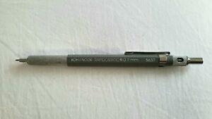KOH-I-NOOR RAPIDOMATIC 5637 0.7MM Mechanical Pencil Japan Vintage Gray