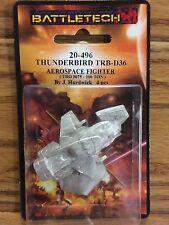 Classic Battletech: Thunderbird TRB-D36 Aero-Fighter