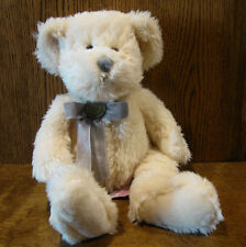 Russ Berrie #LE2000 MILLENNIUM TEDDY, BOX w/ Certificate,  NEW from Retail Store