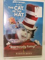 Dr. Seuss The Cat in the Hat (DVD, Widescreen Edition) Mike Myers - BN Sealed