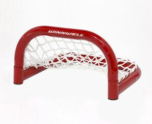 "WINNWELL Skill Net 14"" HD Hockeytor Minitor Streethockey Tor Strassenhockey Eis"