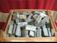 20 lbs + Lead Ingots Bars Bullet Casting Mold Sinker Jigs FAST FREE SHIPPING