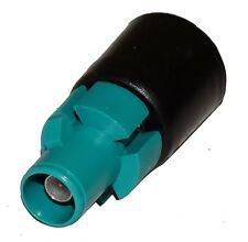 Adaptateur d'antenne auto autoradio FAKRA-ISO pour auto voiture utilitaire