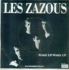 "7"" Zazous/Wake Up Wake Up (EP) NL"