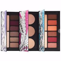 Smashbox Drawn In Decked Out Eye Shadow + Highlighting Palette Set Ltd Holiday