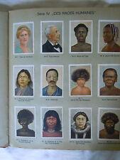 album images merveilles du monde 1929-complet-300 vignettes nestlé,Kohler TBE