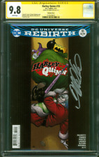 Harley Quinn 10 CGC SS 9.8 Frank Cho Exclusive Variant Suicide Squad sequel Film
