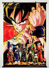 Dragon Ball Z - Super Fighting Hot Japan Anime 60*90cm Wall Scroll Poster @753