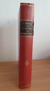 Léon Hennique - L'accident de Monsieur Hebert edition originale 1884 naturalisme