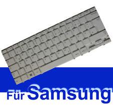 DE Tastatur f. Samsung Series 5 Ultra NP530U3B NP530U3C Series - Weiss Version -