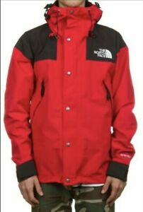 North Face Men's 1990 Mountain Goretex Jacket Medium in Red