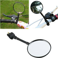 Bike Cycling Bicycle Durable Super Light Handlebar Mount Rear View Mirror Useful