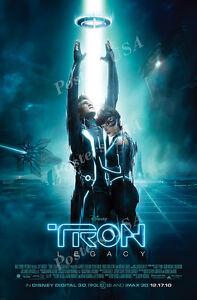 Posters USA - Disney Classics Tron Legacy Poster Glossy Finish - DISN166