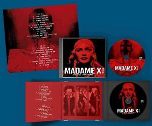 Madonna -  Madame X - CD Album  - NEW