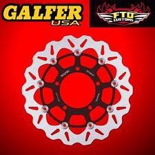 Galfer Front Floating Wave Rotor For 2006-2007 Suzuki GSXR 750 DF348CW