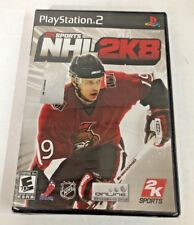 PlayStation 2 PS2 NHL2K8 Hockey Sports Video Game Factory Sealed New