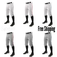 Champro Knicker Triple Crown Youth Baseball Pant with Braid Piping Short Pants