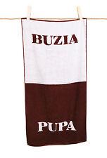 Ręcznik plażowy kąpielowy Buzia Pupa 70x140 cm Gadżet Prezent Okazja