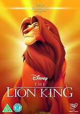 Disney Classics 32 - The Lion King Dvd & Rare Collectors Limited Ed Sleeve/Case