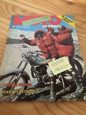 MOTO JOURNAL 1973 N° 149 Fenoul à Dakar , bilan saison vitesse 73 , Agostini ...