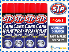 4 X STP Carb Spray Cleaner 500ml Aerosol - for Carburettor Chokes - Post