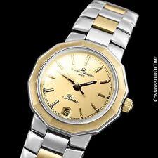 BAUME & MERCIER Ladies Riviera Two-Tone Watch - Stainless Steel & 18K Solid Gold