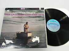 "THE OLD MAN AND THE SEA SOUNDTRACK OST LP VINILO VINYL 12"" CBS G+/VG USA ED"