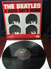 THE  BEATLES  A  HARD  DAY'S NIGHT ORIGINAL  MOTION PICTURE SOUND TRACK w/ TYPO