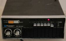 MacDonald CE-206 Scanner Radio Receiver VHF 30-50 MHz & VHF 148-174 MHz Vintage