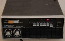 MacDonald Ce-206 Scanner Radio Receiver Vhf 30-50 Mhz & Vhf 148-174 Mhz Vintage