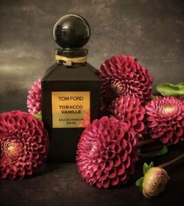 Tom Ford Tobacco Vanille 2ml SAMPLE VIAL 🔥 Warm & Spicy🔥 Unisex Eau de Parfum