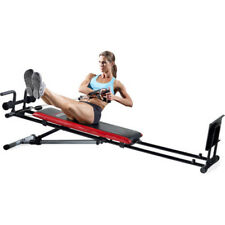 Incline Bench Press Weight Adjustable Fitness Workout Gym Exercise Equipment