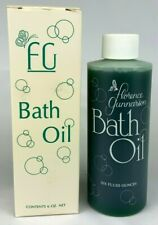 Florence Gunnarson Bath Oil 6 Ounce Bottle Nos 2008 Vintage