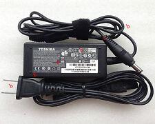 Original Genuine OEM Toshiba PA3822U-1ACA 19V 2.37A 45W AC Adapter Cord/Charger