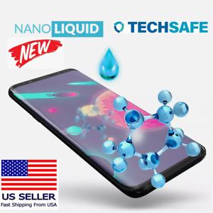 NEW Liquid Screen Protector 4D Glass Invisible Full Cover ORIGINAL Edition Nano