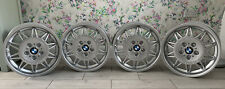 "Genuine BMW E36 M3 17"" Style 22 Motorsport Alloy Wheels Set"