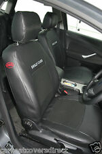 FORD MONDEO 3RD GEN BLACK CAR SEAT COVERS
