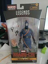 Marvel Legends Shang Chi Movie DEATH DEALER BAF Mr Hyde