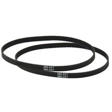 GT2 Ring Closed Loop Timing Belt Rubber 2GT 6mm 3D Printers Parts Belts Part SE