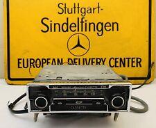 Mercedes-Benz R107 C107 C114 W116 Radio Cassette Becker Mexico With Amplifier