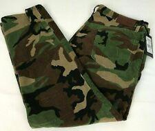 Ralph Lauren Polo Men's Prospect Straight Corduroy Pants Camo Camouflage 34/30