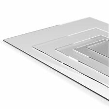 Cast Acrylic Sheets PERSPEX®  High quality Cut To Size Rectangle Frame