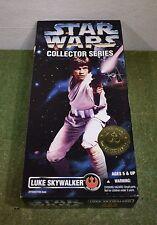 """Star Wars colector serie 12"""" de LUKE SKYWALKER FARMBOY una nueva esperanza"""
