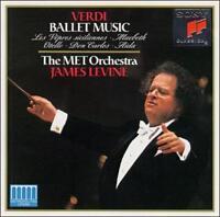Various Artists : Giuseppe Verdi: Ballet Music CD