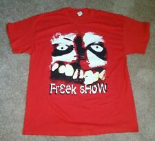 NEW TWIZTID FREEK SHOW SHIRT SIZE XXL 2XL MNE ICP