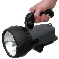Rechargable 3 Watt LED Spotlight 140 Lumens Torch
