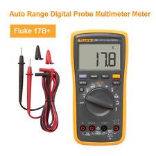 Fluke 17b Probe Auto Multimeter Frequency Temperature Current Tester