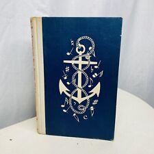 American Sea Songs & Chanteys Music Lyrics Book 1948 Pirates Songs Wooden Ships