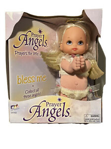 MGA Bless Me Prayer Angels Doll Talking Prayers for little angels